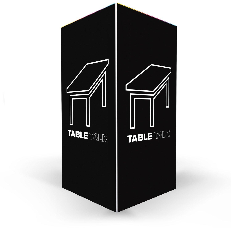 Table Talk Column (4 ft.) (Modern)