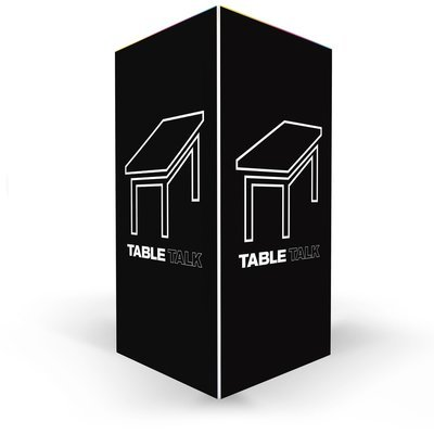 Table Talk Column (4 ft.) (Modern)