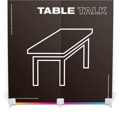 Table Talk Double Panel (Modern)