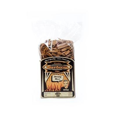 Pro Kamado Axtschlag Wood Smoking Chips Strong Beer 1 kg