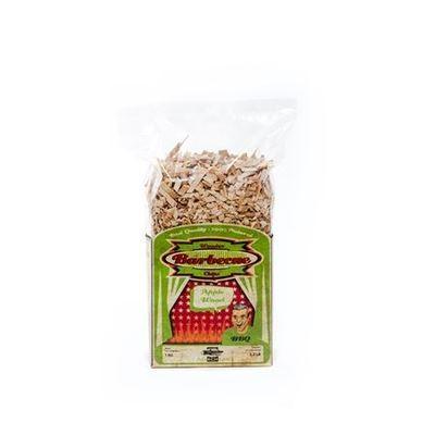 Pro Kamado Axtschlag Apple Wood Smoking Chips 1 kg