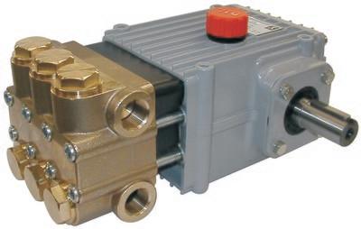 Плунжерный насос высокого давления SPECK TRIPLEX NP25/20-500