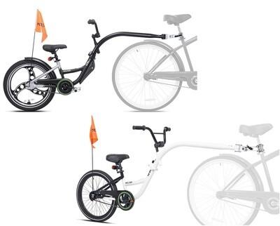 Kazam Link – rower doczepiany [przyczepka, doczepka, hol]