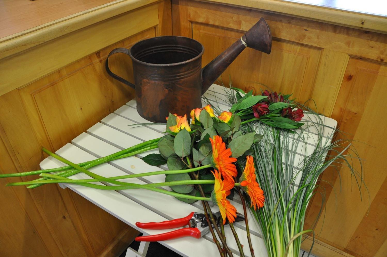 Bouquet Ton orange - A partir de