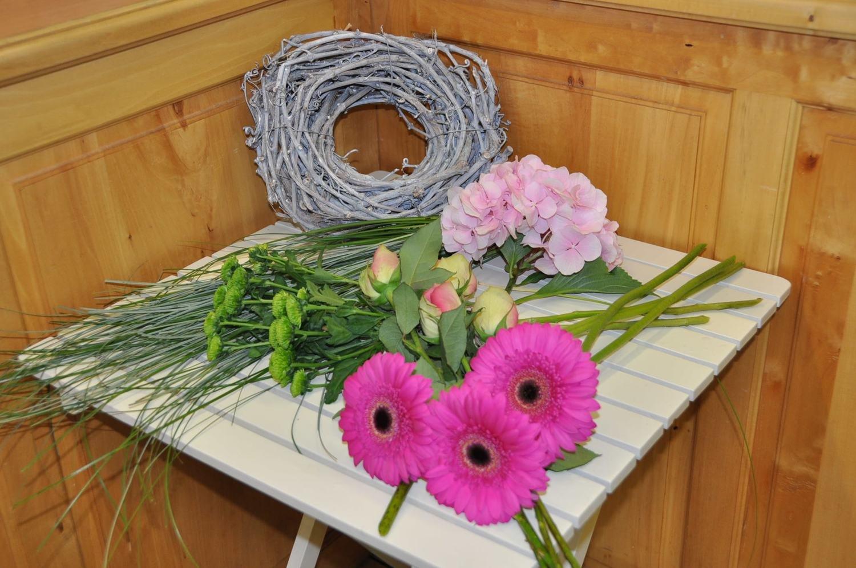 Bouquet Ton rose - A partir de