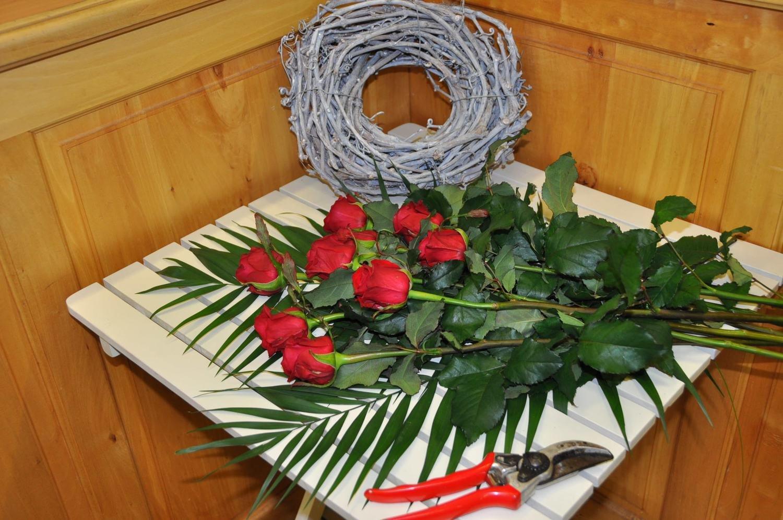 Roses Rouges - A partir de