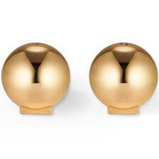 Aerin Gold Salt And Pepper Shakers
