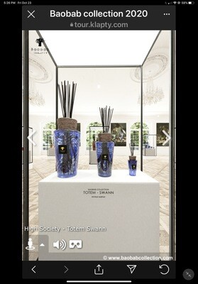 Baobab HIGH SOCIETY - SWANN Mini Diffuser