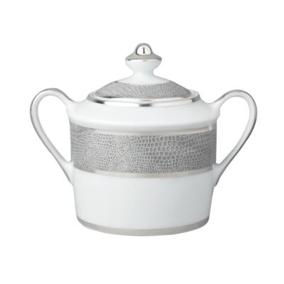 BERNARDAUD FRANCE SAUVAGE Sugar Bowl