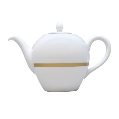 BERNARDAUD FRANCE CRONOS OR Teapot