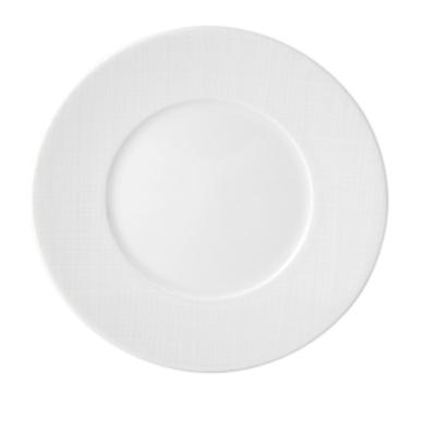 BERNARDAUD FRANCE ORGANZA Salad Plate Organza Shape