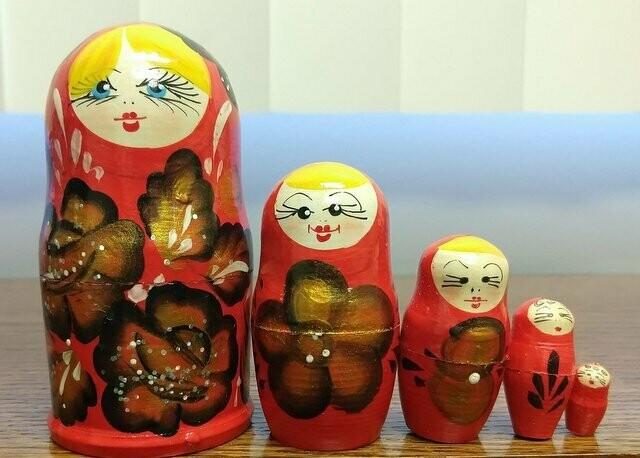 Nesting Doll - 5