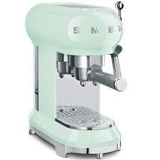 Cafetera verde ECF01PGEU