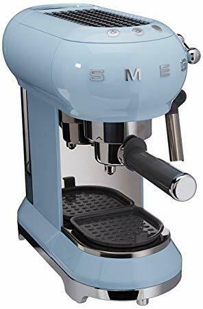 Cafetera azul ECF01PBEU