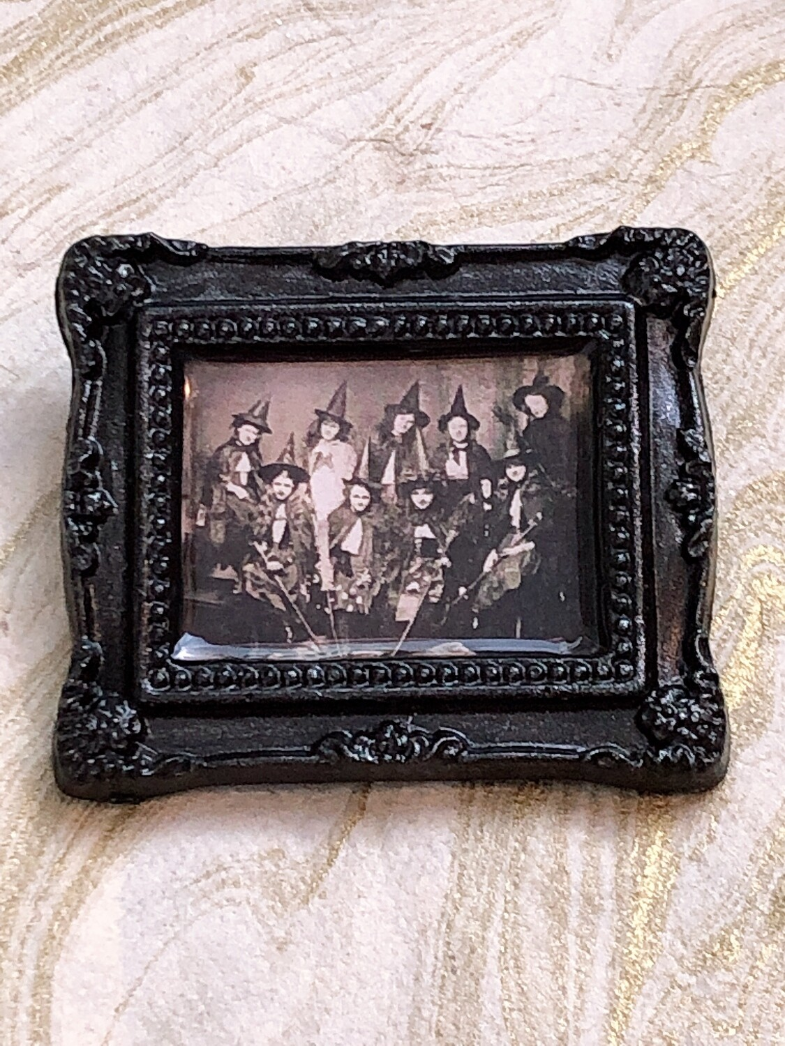 frame brooch (the coven)