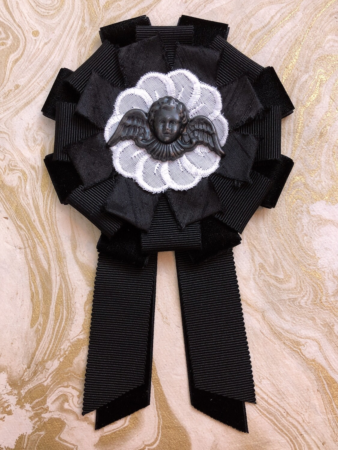 dark angel rosette