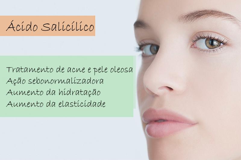 Sabonete líquido para pele acneica com Ácido Salicílico e Aloe Vera - Creme