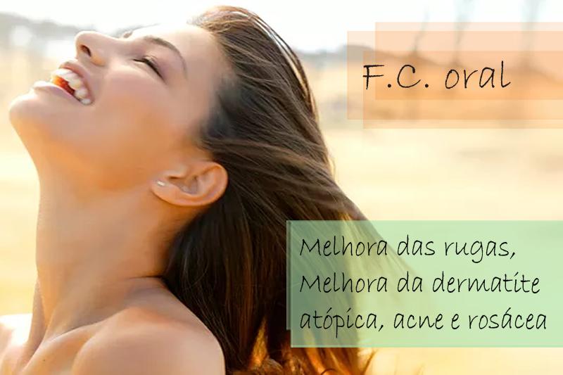 FC oral 400mg - Cápsulas (Com selo de autenticidade)