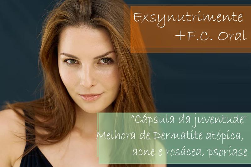 Exsynutriment 100mg e FC oral 300mg - Cápsulas (Com selo de autenticidade)