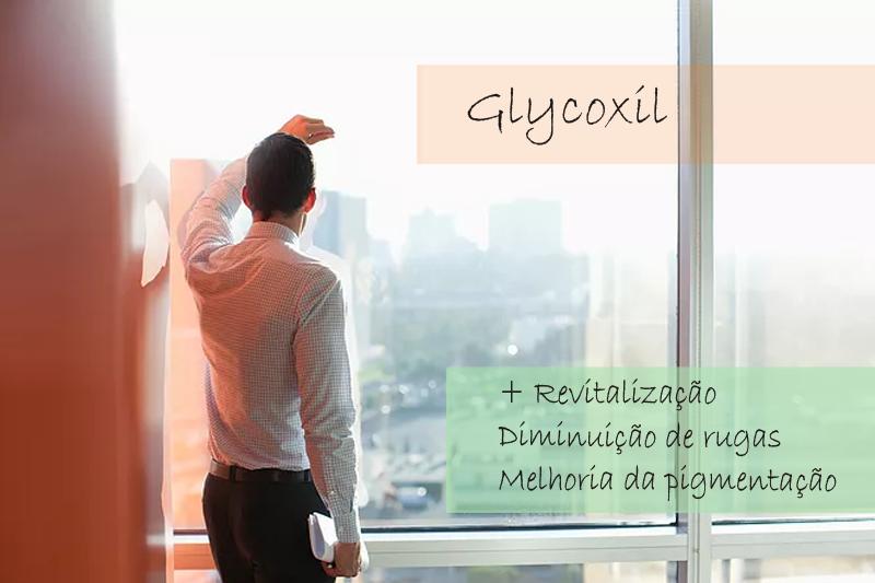 Glycoxil 300mg - Cápsula (Com selo de autenticidade)