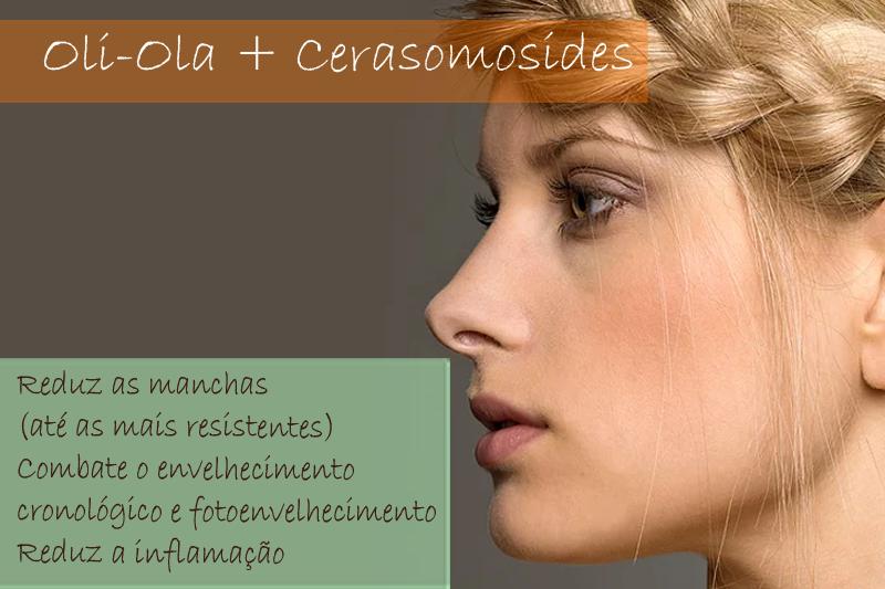 Oli-Ola 300mg e Cerasomosides 60 mg - Cápsula