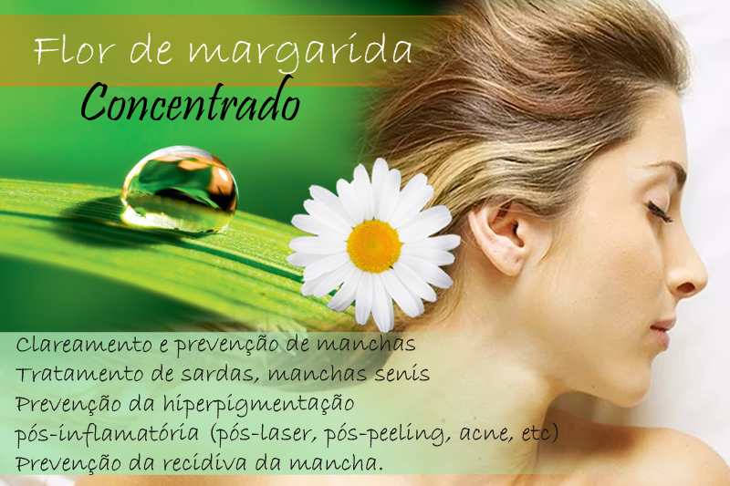 Flor de Margarida [Concentrado] - Creme clareador