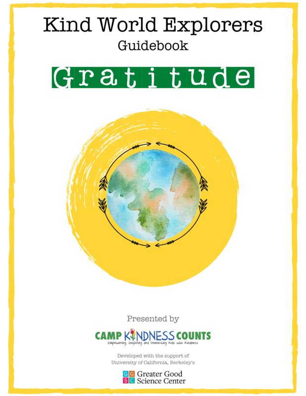Gratitude Guidebook