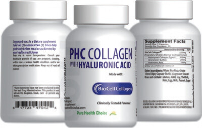 PHC Collagen with Hyaluronic Acid  3 pc