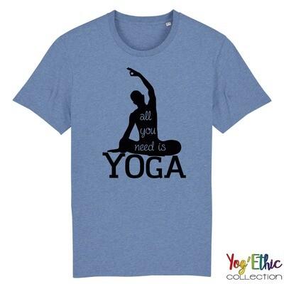 T-shirt Homme BIO Yog'Ethic