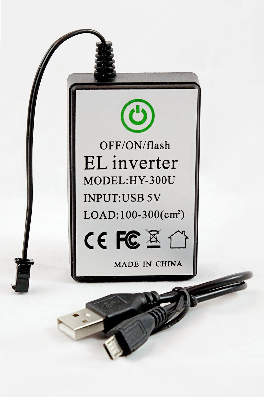 X INVERTER - 1800 mAh 3.7V  imput usb 5V