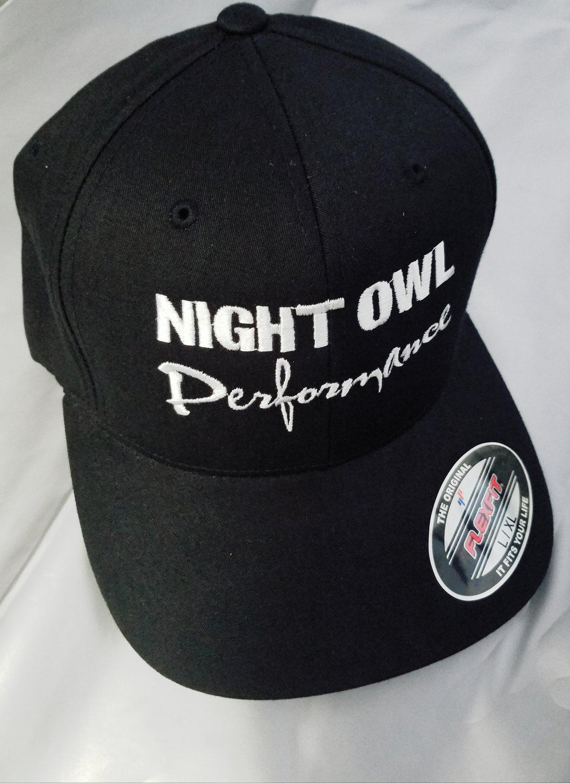 Night Owl Performance FlexFit Hat