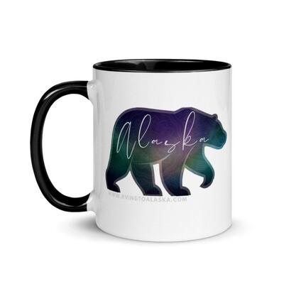 AK Aurora Bear Mug