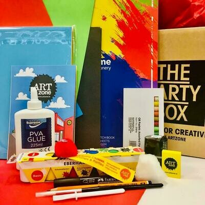 The Art Kit for 1-3 Students
