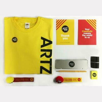 Artzone Large Gift Pack
