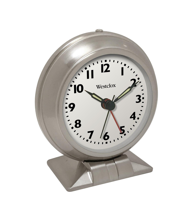 Westclox Classic Alarm Clock Small Size 90010
