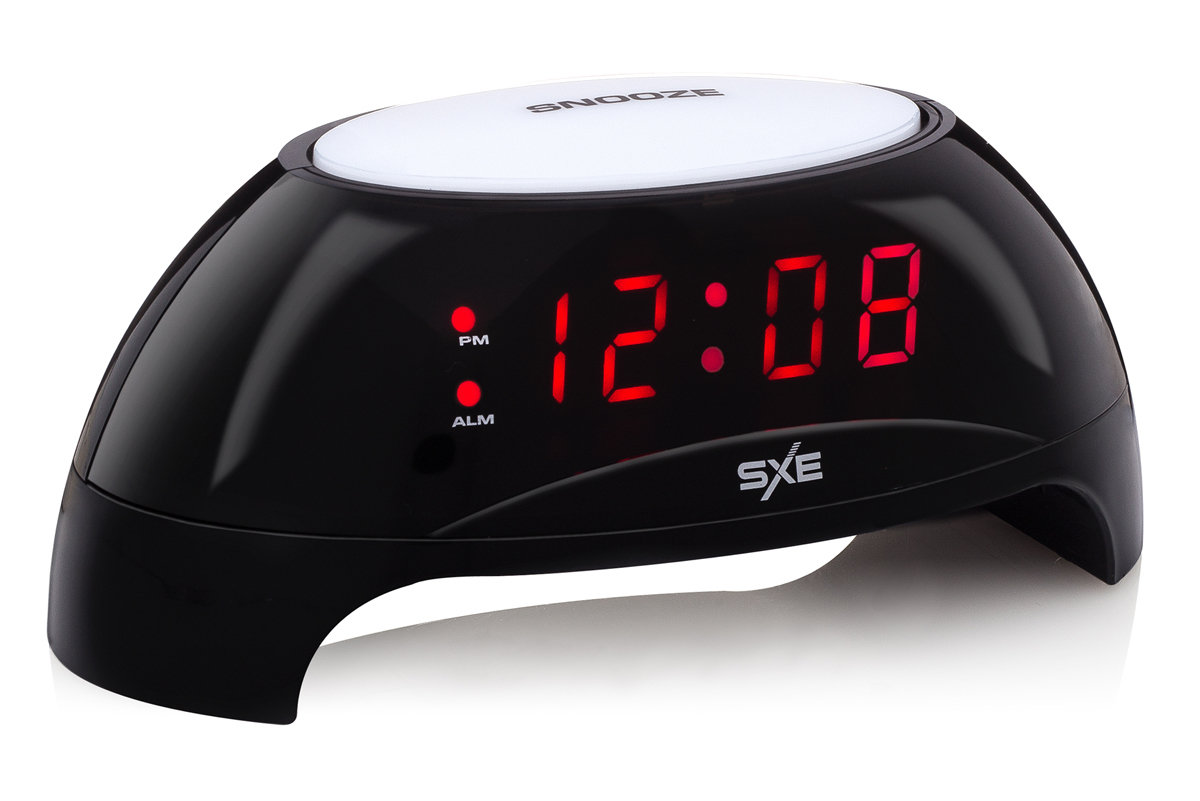 Sunrise Simulator/Night light LED Alarm Clock