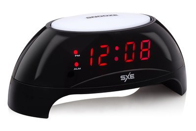 Sunrise Simulator/Night light LED Alarm Clock
