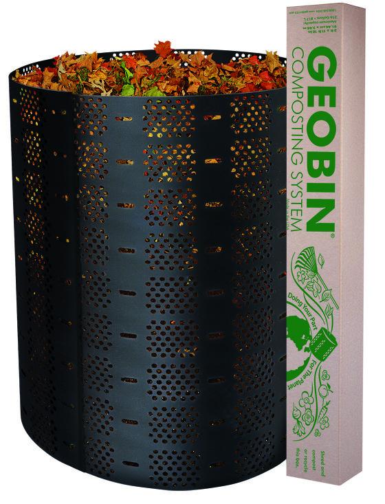 GeoBin Open Composter/leaf corral
