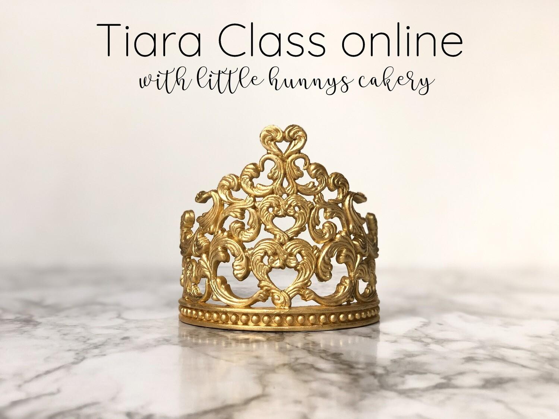 Tiara Class- online