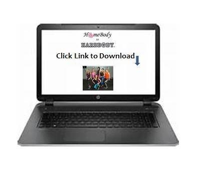 Clare's Beginner Workout Digital Download Format