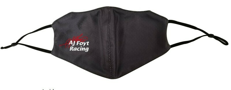 AJ Foyt Racing Face Mask