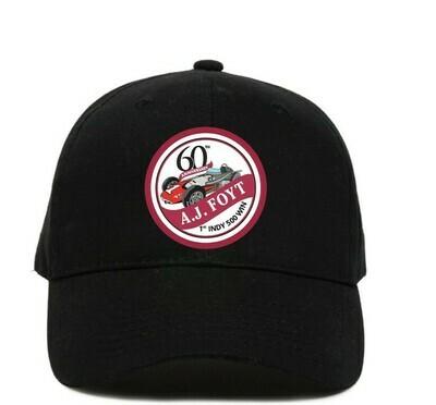 60th Anniversary 1st Indy Win Hat