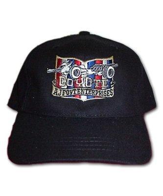 Black Coyote Hat