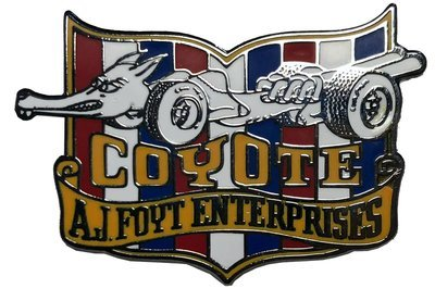 Coyote Lapel Pin