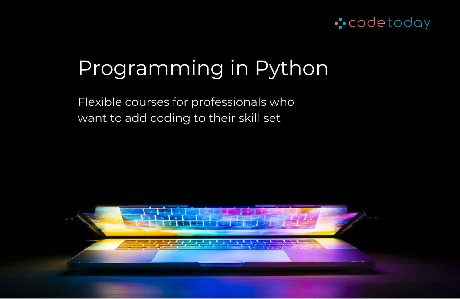 Register interest for Programming in Python courses Live Online Courses (for Adults)