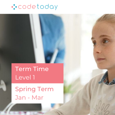 Live Online Coding in Python | Level 1 | Spring Term 2021