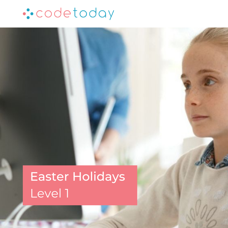 Live Online Coding in Python   Level 1   Easter Holidays 2021