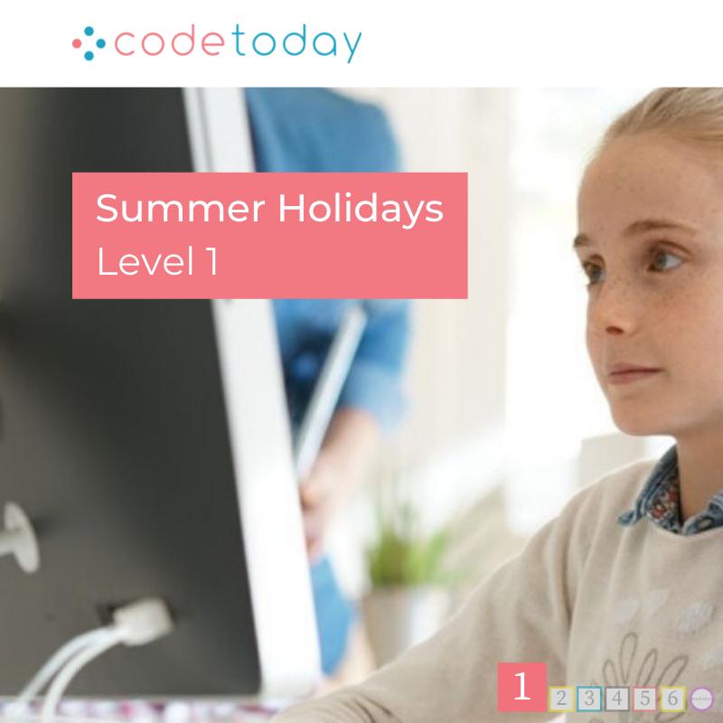 Live Online Coding in Python | Level 1 | Summer Holidays 2021