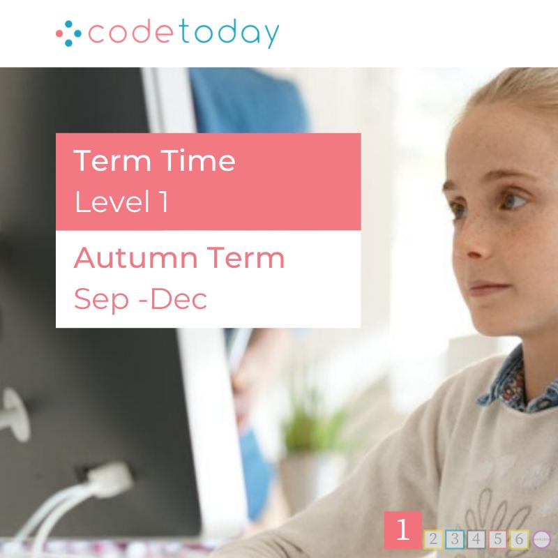 Live Online Coding in Python | Level 1 | Autumn Term 2021