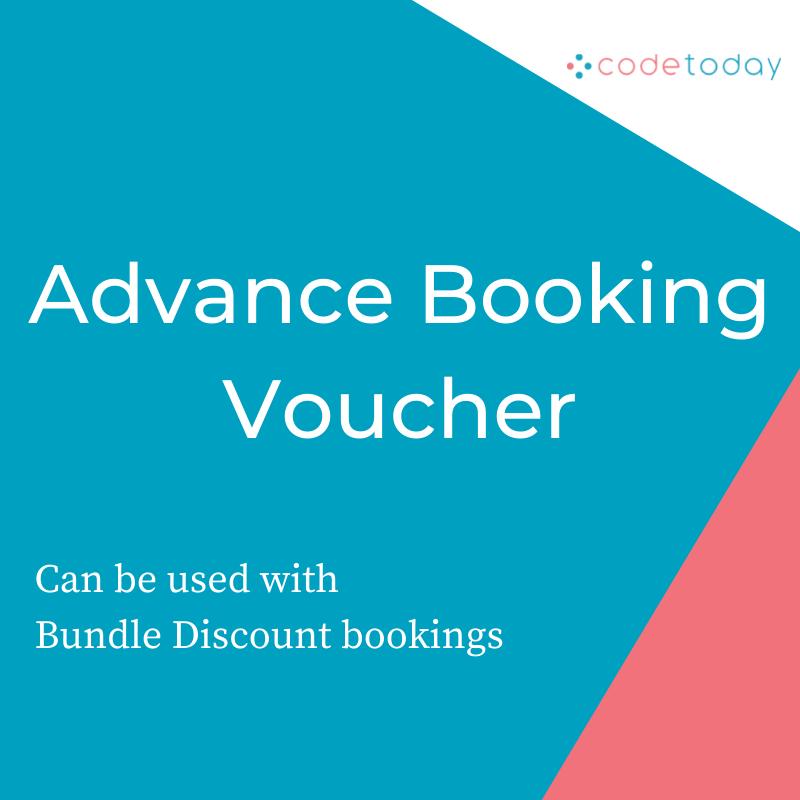 Advance Booking Voucher